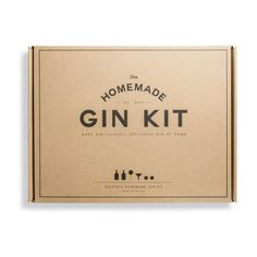 Mens Society Home Made Gin Kit ($75) ❤ liked on Polyvore featuring men's fashion, men's grooming, mens grooming and mens grooming kit