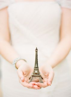 A Destination Wedding in Paris ~ Julie and Eric - KT Merry Photography