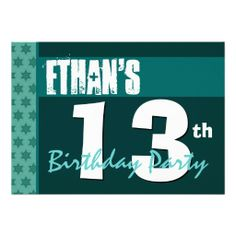 >>>Low Price Guarantee          13th Birthday Modern For Him Green X208 Custom Invitations           13th Birthday Modern For Him Green X208 Custom Invitations lowest price for you. In addition you can compare price with another store and read helpful reviews. BuyDiscount Deals          13t...Cleck Hot Deals >>> http://www.zazzle.com/13th_birthday_modern_for_him_green_x208_invitation-161407410191623938?rf=238627982471231924&zbar=1&tc=terrest