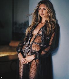 Romee Strijd, a Victoria's Secret Angel since 2015, is just one of the lovely ladies that will be hitting the catwalk for the 2016 Victoria's Secret Fashion Show in Paris.   Meet all the angels at ELLE.com!
