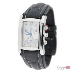 Longines Dolce Vita L5.656.4 Stainless Chrono Watch