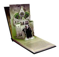 Haunted London Pop-Up Book