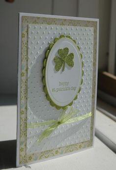 St Patricks Card 2012