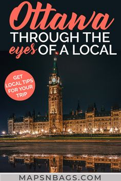 Learn about the best things to do in Ottawa by a local. In this interview, we talk about the best spots, venues, and museums to visit. Including food and restaurant recommendations and many beautiful photographs of the Canadian streets. Calgary, Quebec, Ottawa Restaurants, Places To Travel, Places To Go, Vancouver, Toronto, Ottawa Canada, Montreal Canada