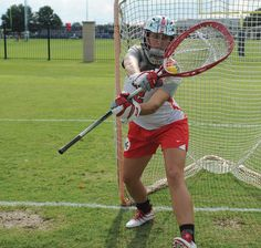 Your Edge: Step, Hold, React With Tori DeSecenza - Lacrosse Magazine