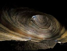 Krubera Cave - Georgia