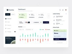 Dashboard Ui, Ui Inspiration, Bar Chart, Management, Messages, How To Plan, Frame, Picture Frame, Bar Graphs