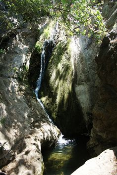 Hiking - Escondido Falls  https://www.theoutbound.com/los-angeles/hiking/hike-to-escondido-falls