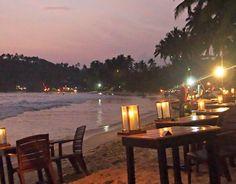 Mirissa Beach Sri Lanka. Paradise Found.