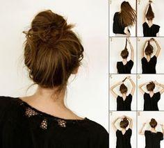 Belleza: 3 peinados para la vuelta al trabajo