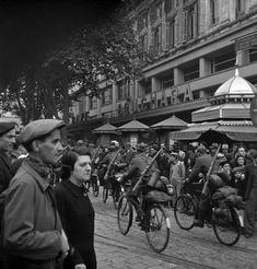 Le Prado, Rome, Occupation, Paris Match, Saint Louis, Paris Ville, France, Wwii, Dan