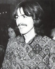 George Harrison (lovely<3)-Such a gorgeous man! Beautiful smile!