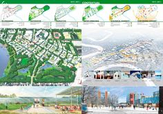 manitoba university competition -Visionary (re) Generation Ecology, City Photo, Restoration, Competition, Presentation, Landscape, Architecture, Gallery, Water