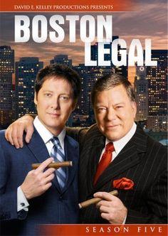 Boston Legal  -Funny Bully Dirty but Good