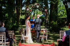 Outdoor Wedding Ceremony Floral Archway Outdoor Ceremony, Wedding Ceremony, Around The Worlds, Photo And Video, Floral, Flowers, Instagram, Royal Icing Flowers, Florals