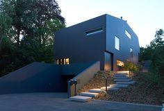 Villa Schuler, Boudry NE by Andrea Pelati