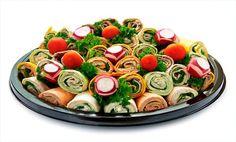 How to Make Pinwheel Sandwiches thumbnail