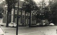 Gemeentewerken, Speelheuvelstraat, gezien aan de voorzijde.