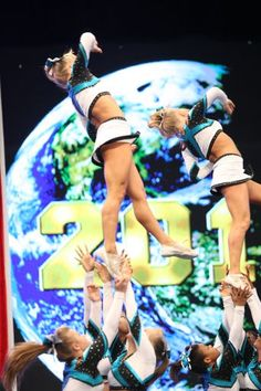 The Cheerleading Worlds Cheer Extreme
