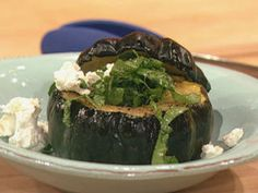 Jamie Oliver's Whole Roasted Cricket Ball Squash