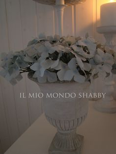 My home decorations http://bea-ilmiomondoshabby.blogspot.it/