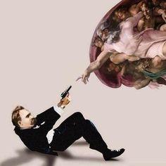 Nietzsche Quotes, Steve Mccurry, Philosophy Quotes, Friedrich Nietzsche, Atheism, Digital Collage, Art Inspo, Illustration Art, Portrait