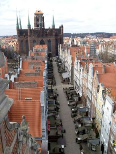 Gdansk, Poland - 50 Places to Travel in 2014