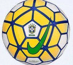 Blog Esportivo do Suíço:  Nike revela bola do Brasileiro e da Copa do Brasil de 2016