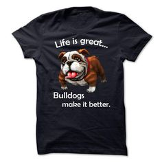 For Bulldog Lovers T-Shirts, Hoodies (22.99$ ==► Order Here!)