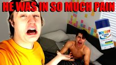 ICY HOT REVENGE PRANK ON MY ROOMMATE!! - YouTube