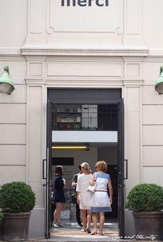 Interior design store in Paris - Merci: http://divaaniblogit.fi/charandthecity/2014/08/01/merci-store-paris/