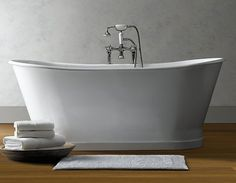 27 of the best freestanding bathtubs. All shapes, sizes and styles - oval, clawfoot, stone, cast iron, concrete, modern or classic, this guide has it all.