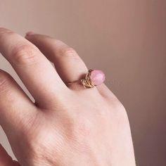 #anello #trendytaly realizzato Interamente a mano #wirebijoux #gold