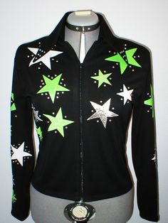 Custom made western horse show clothes by www.westernshowwear.com