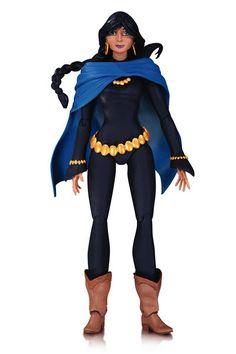 DC Comics Designer Dodson Earth 1 Teen Titans Raven Action Figure