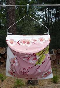 Clotheslines!!!! Still love to hang clothes on the line.
