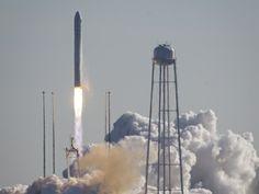 Orbital-1 Antares Launch