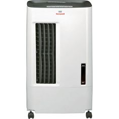 Honeywell 15-Pint Indoor Portable Evaporative Air Cooler, White
