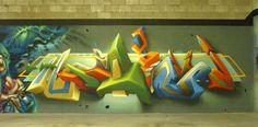Todo sobre el Graffiti - Taringa!