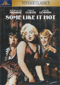 Billy Wilder's classic comedy Some Like It Hot comes to DVD with a widescreen transfer that preserves the original theatrical aspect ratio of 1.66:1. English...