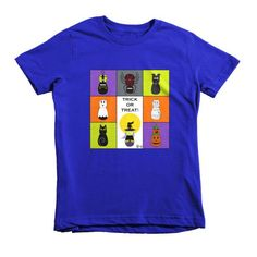 Halloween Bobbles Short sleeve kids t-shirt