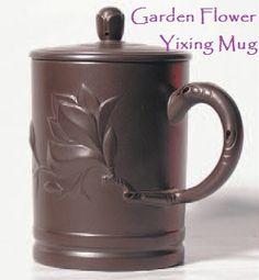 Love the look of this Yixing tea mug just added to http://teatra.de member @Rachelkcarter's tea store: $14.95
