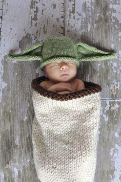 Starwars Yoda Baby