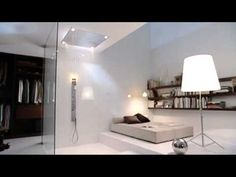Axor Starck - Haute couture for the #shower. Interview with Philippe Starck. #Bathroom