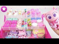 KSI MERITOS ¡NUEVA PAÑALERA con COMPARTIMENTOS! para tus muñecas y juguetes - YouTube
