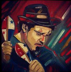 RUBEN BLADES EL POETA DE LA SALSA.... CANTANTE, COMPOSITOR, ARTISTA, ABOGADO.... Y LO MEJOR DE TODO ES PANAMEÑO!!!! VIVA PANAMA!!! Puerto Rican Power, Famous Latinos, Puerto Rico Pictures, Musica Salsa, Latino Art, Salsa Music, Afro Cuban, Latin Music, Music Icon