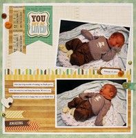 A Project by donnajazz from our Scrapbooking Gallery originally submitted 04/30/12 at 12:55 PM