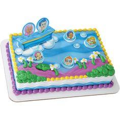Bubble Guppies Birthday Cake Kit