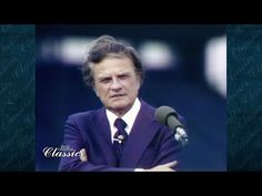 Living on the Fault Line   Billy Graham Classic - YouTube Dr Billy Graham, Miles Mcpherson, John Bevere, Billy Graham Evangelistic Association, Sunday Sermons, Joseph Prince, Bethel Music, Tony Evans