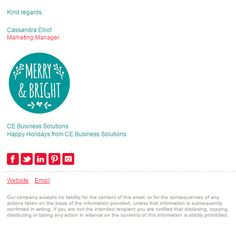 217 best Email Signature Templates images on Pinterest